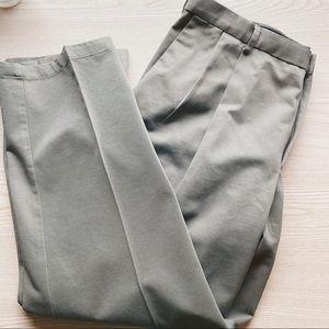 MENS DRESS PANTS HAGGAR 36x30
